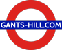 Gants Hill - History & Information